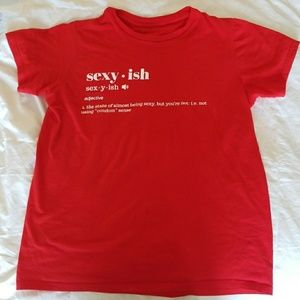 Tops - Tshirt funny sexy sexy•ish small sexy sale